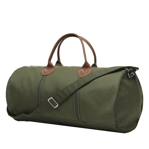 Round Duffle Solid