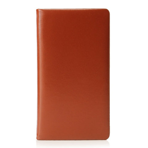 Simple Leather Journal Memo Book - Mind and Mantra