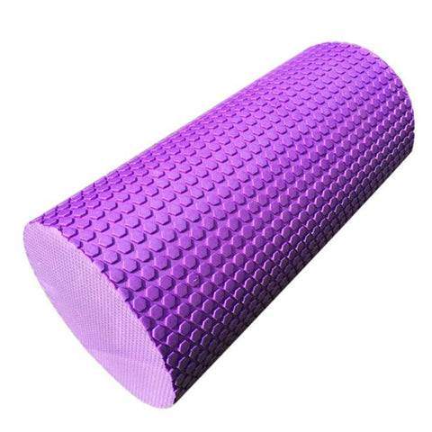Grooved Foam Roller - Mind and Mantra