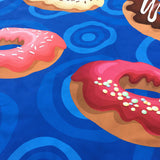 Donuts Spectacular Beach Towel - Mind and Mantra
