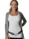 Nursing Bra Long Top w/Adjustable Chest Band
