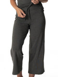 Lounge & Sleepwear Pajama Pants (Size: Large  Color: Dark Heather Grey(sale)