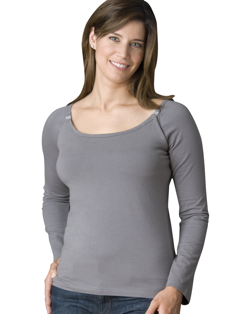 Glamourmom® Nursing Bra Long Sleeve