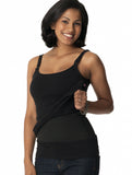 Nursing Bra Tummy Control Long Tank