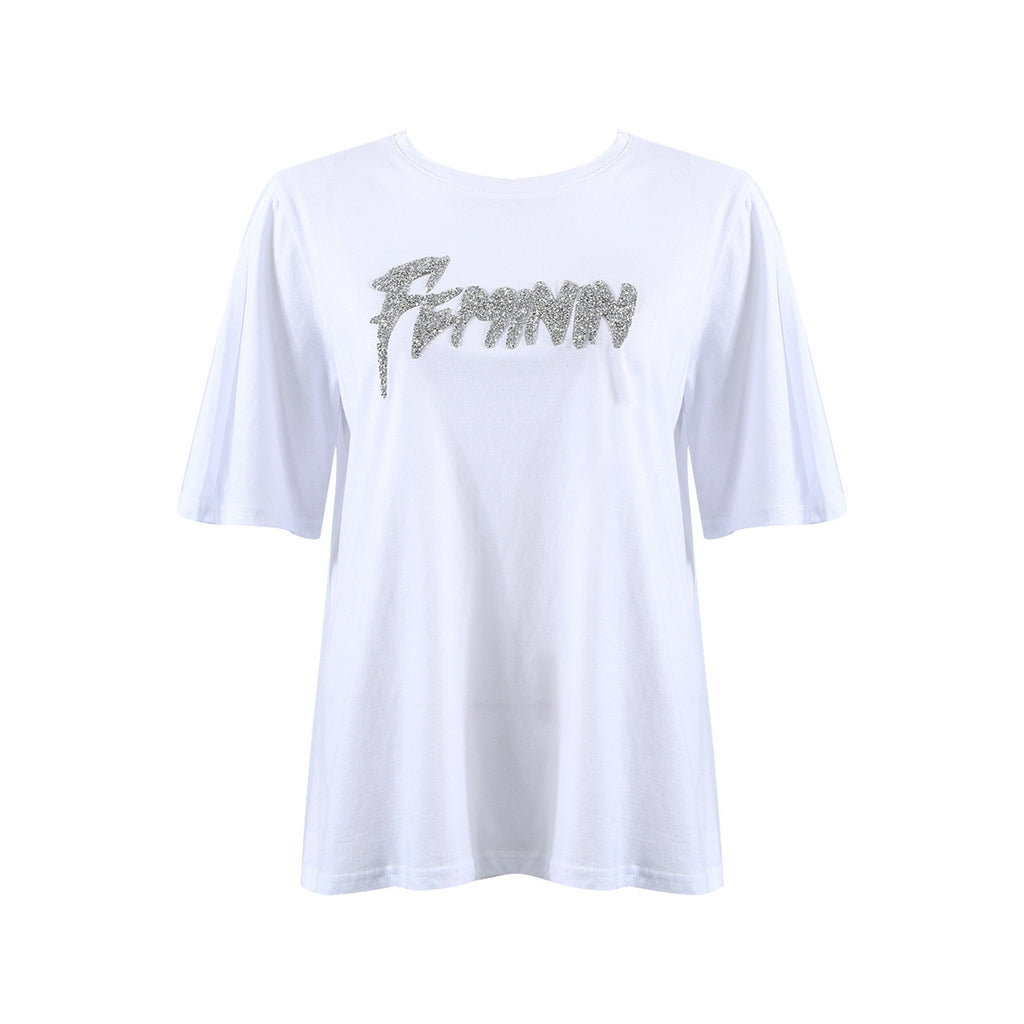 FEMININ TEE - Celeb Threads