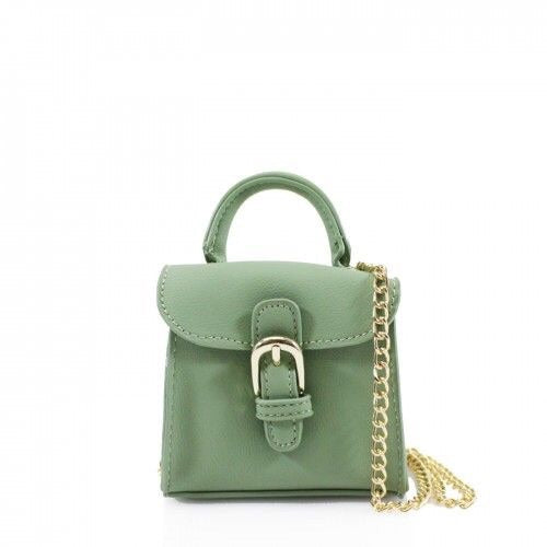 JACQUE GREEN MICRO MINI BAG - Celeb Threads