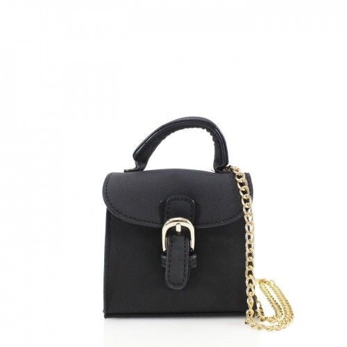 JACQUE BLACK MICRO MINI BAG - Celeb Threads