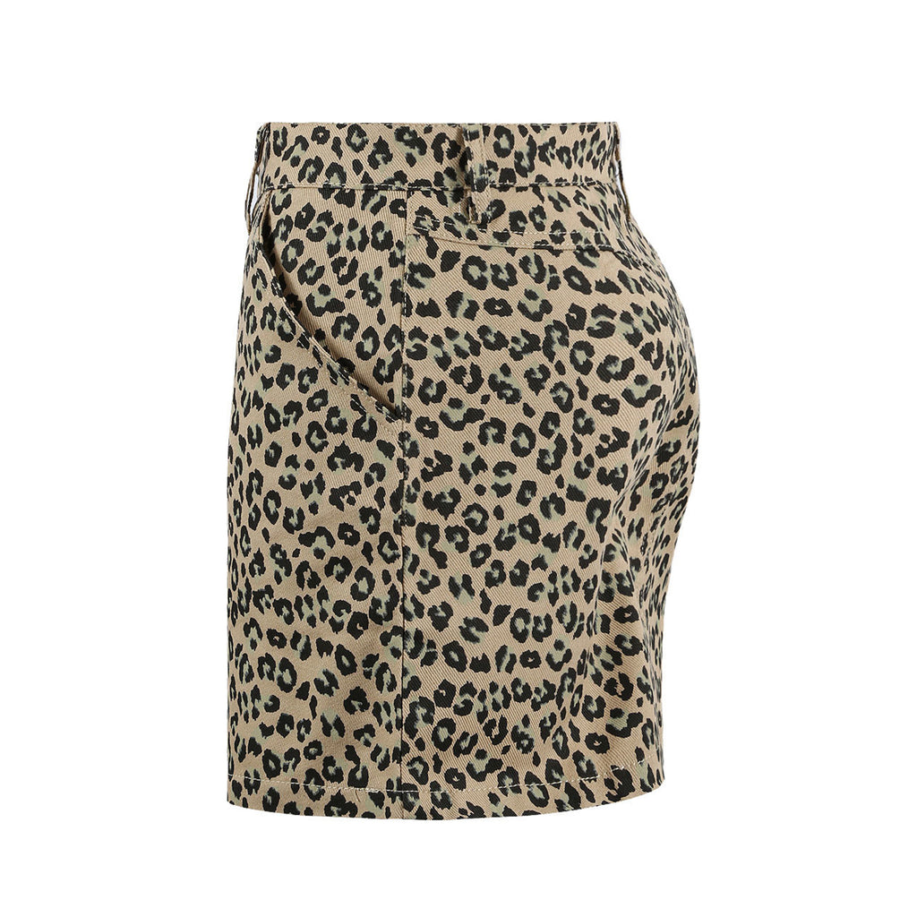 FIERCE O RING MINI SKIRT - Celeb Threads