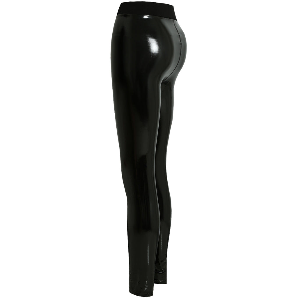 ESME VINYL LEGGINGS - Celeb Threads