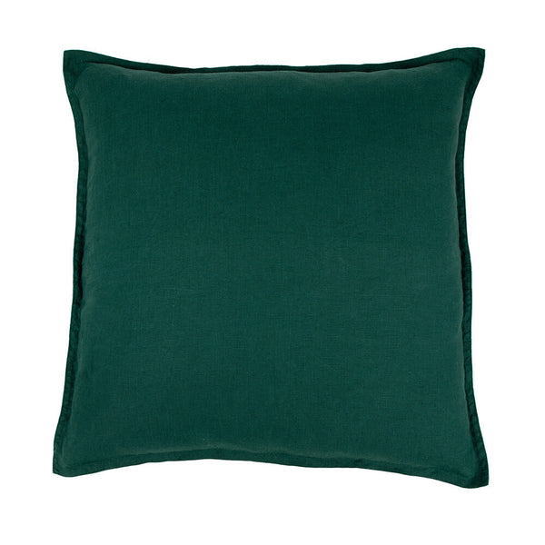 Anneli Cushion Cover - Botanical green