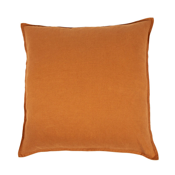Anneli Cushion Cover - Autumn brown
