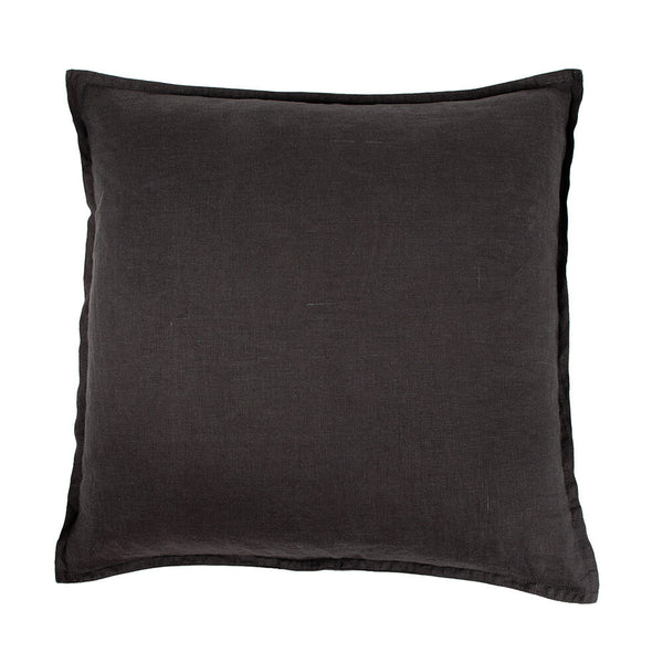 Anneli Cushion Covers - Charcoal grey