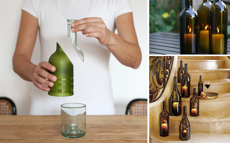 Amazing Diy Ideas For Turning Empty Wine Bottles Into Fun Crafts