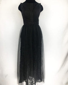 EvaDeEva Black Dress