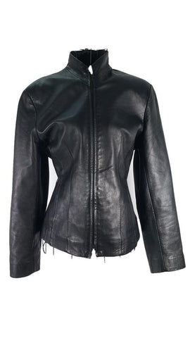 Leather Arm's Jacket