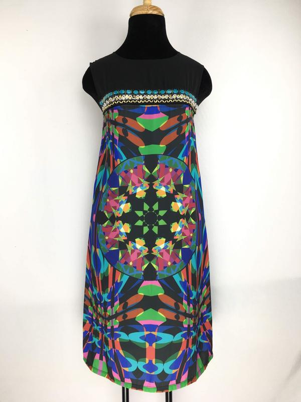 Desingual Dress