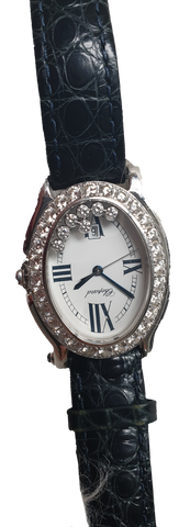 Chopard	Happy Sport Watch Diamond
