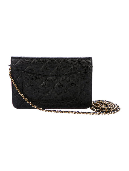 CHANEL | Caviar Wallet On Chain