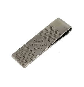 LOUIS VUITTON | Silver Money Clip