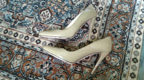 PRADA | Authentic Heels Size 32.5