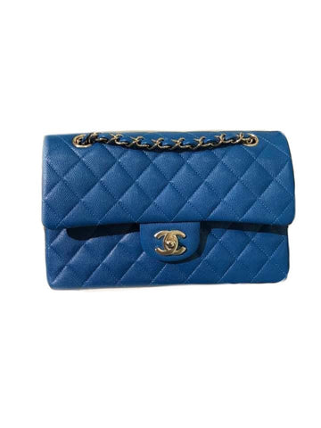 Chanel Classic Flap Bag Small Shw