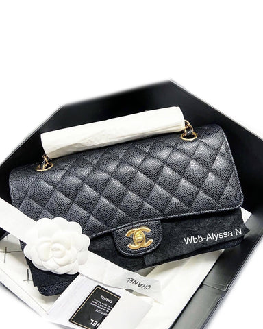 Chanel Classic Caviar Medium
