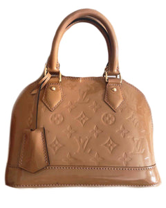 Louis Vuitton Patent Alma BB