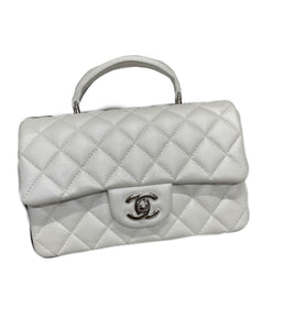 Chanel Mini Rectangular Pearly Shw