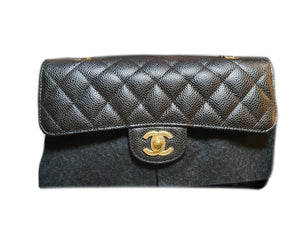 Chanel Classic Small Caviar Gold Hardwar | Part 2