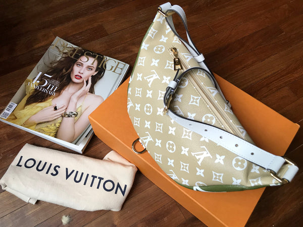 Louis Vuitton Bumbag Green