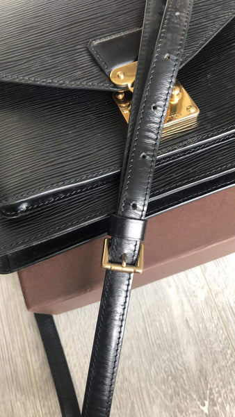 LOUIS VUITTON | Monceau 2way Shoulder Vintage