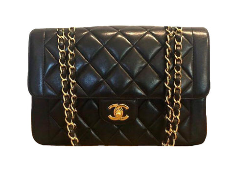Chanel | Vintage - Styled Borders Bag