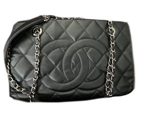Chanel Caviar CC Timeless Tote