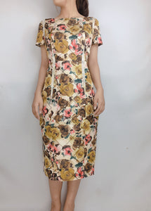 THAKOON | Floral Midi Dress