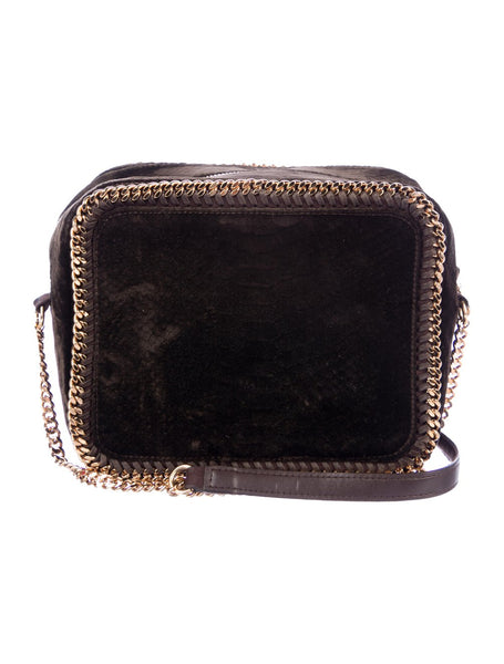 STELLA MCCARTNEY | Velvet Crossbody Bag