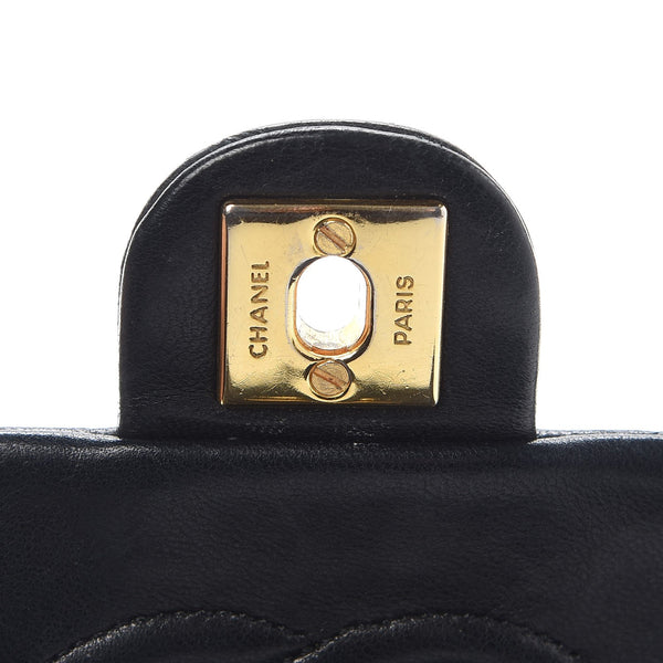 CHANEL | Mini Square Flap Navy