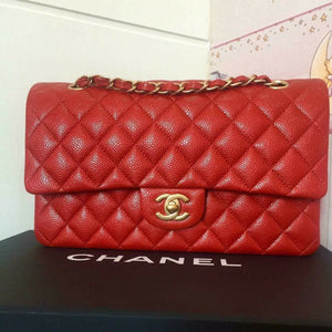 CHANEL | Medium Pearly Matt Gold Hardware Pre-Order