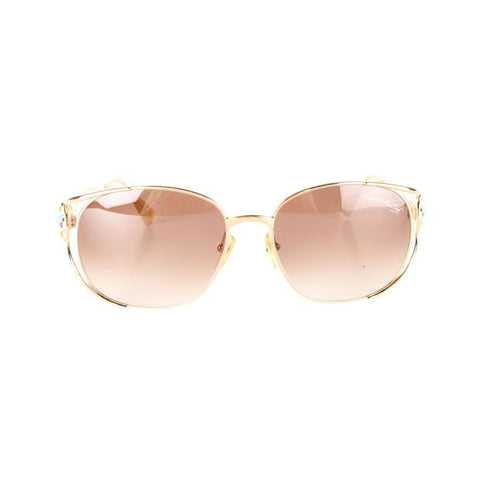 LOUIS VUITTON | Gold Sunglasses