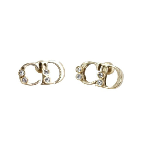 CHRISTIAN DIOR | Earrings and Ring Set