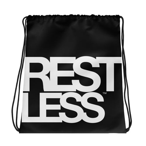 Rest Less Gymsack (Black)