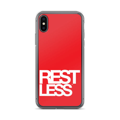 Rest Less iPhone Case