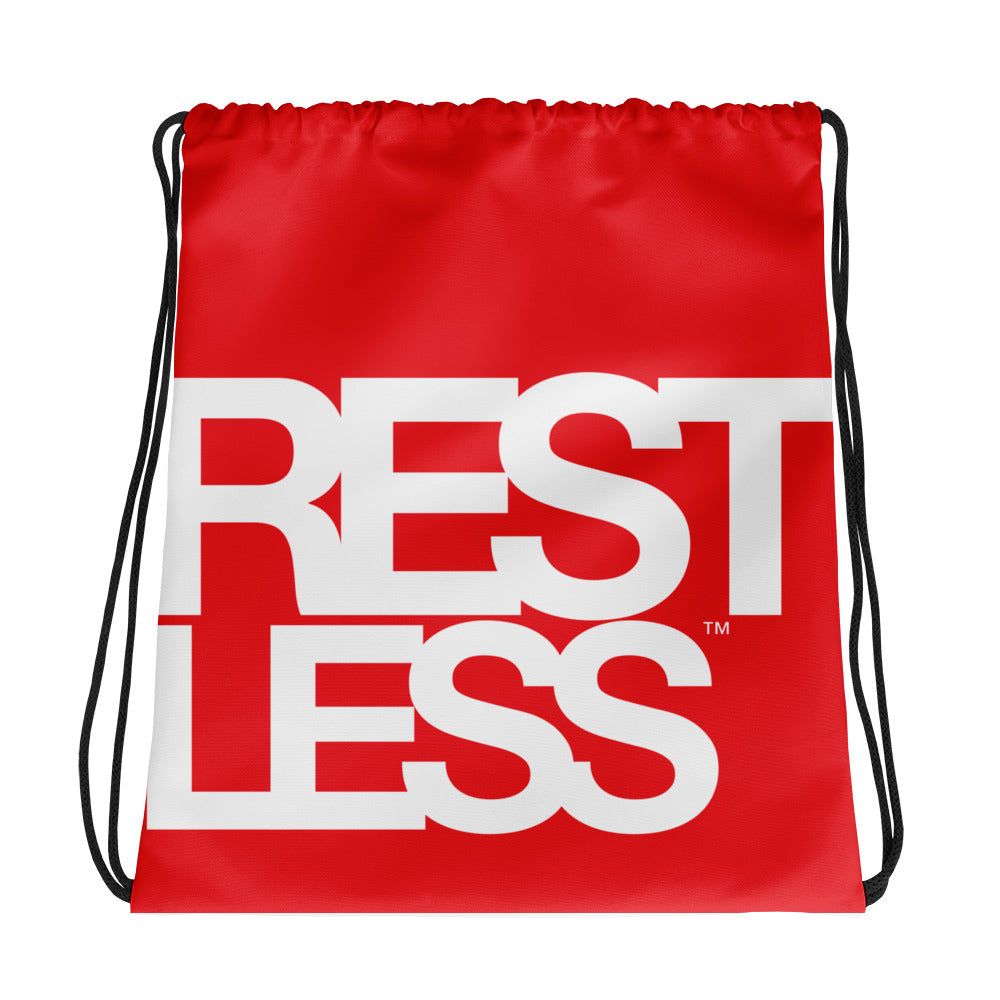 Rest Less Gymsack (Red)