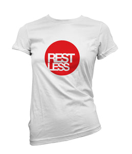 Rest Less Sticker Tee