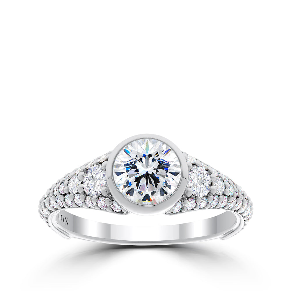 Simone Engagement Ring