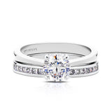 Juliana Diamond Wedding Band