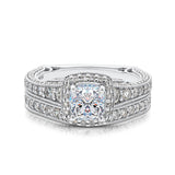 Gabriella Diamond Wedding Band