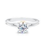Bianca Solitaire Engagement Ring