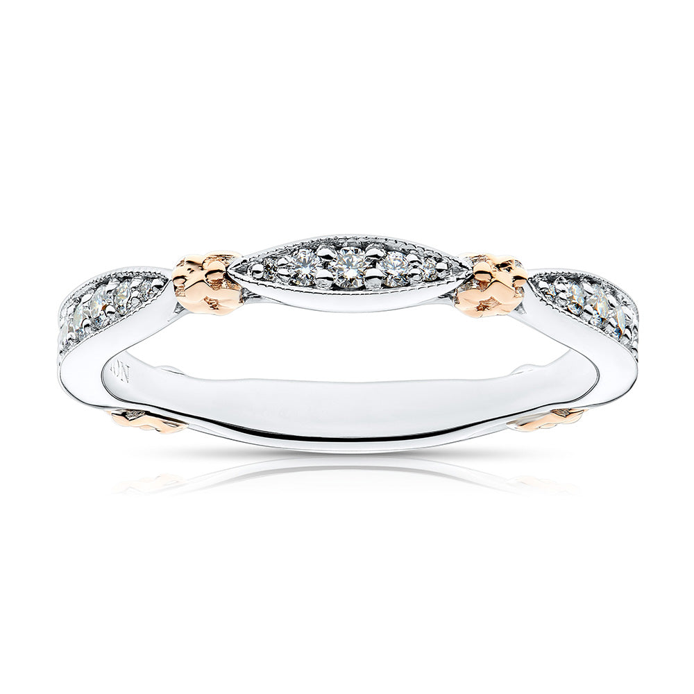 Chloe Wedding Band