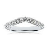 Francesca Diamond Wedding Band