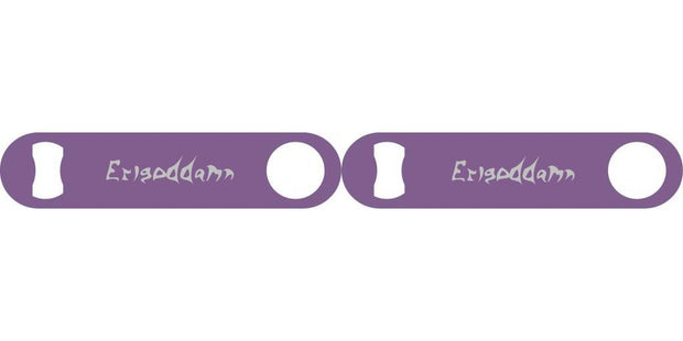Candy Purple Bar Blade